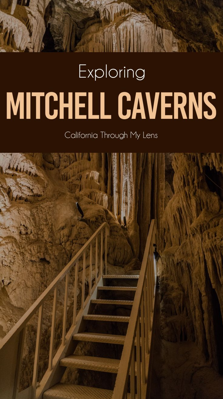 Mitchell Caverns Tour in Mojave National Preserve