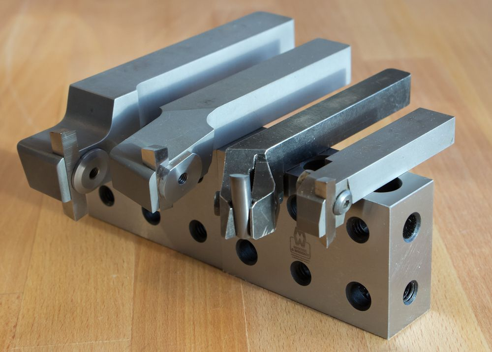 Tangential Tool Holder Home Model Engine Machinist