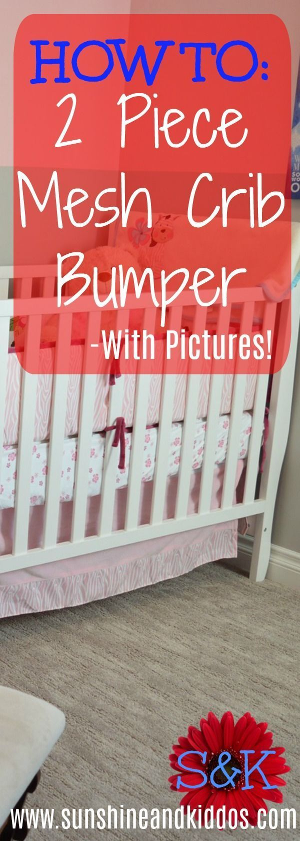 Breatheable Mesh Crib Bumper Simple How To Guide Mesh