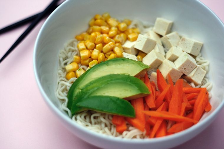 3 easy ways to upgrade ramen noodles recipe  well vegan
