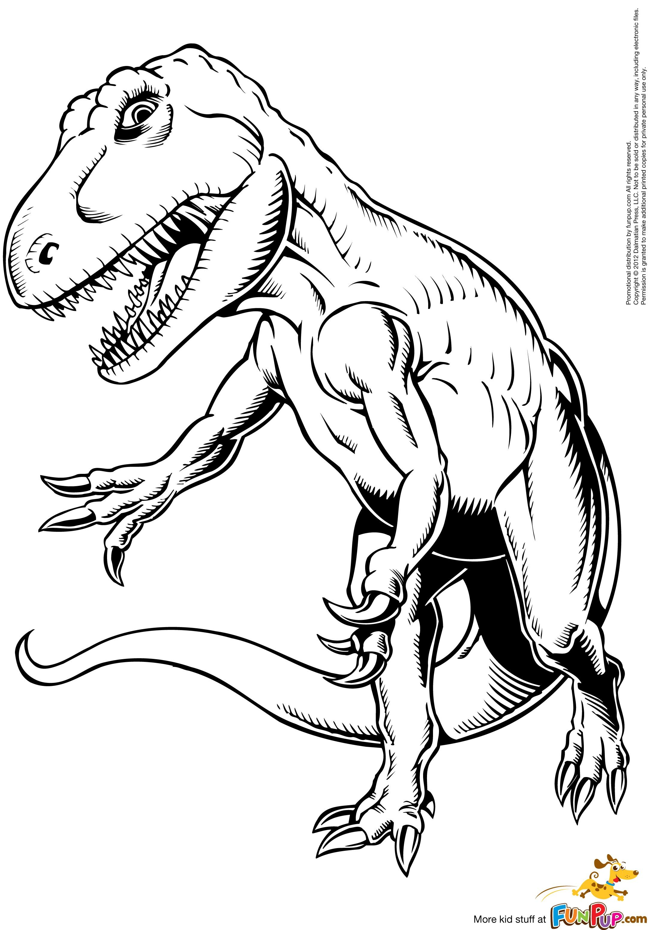 This is a picture of Clean T Rex Printable