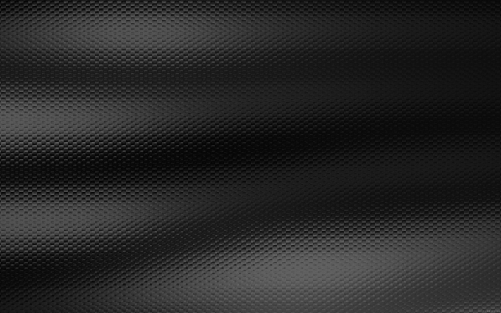 Download Wallpapers Fabric Texture 4k Waves Black Background