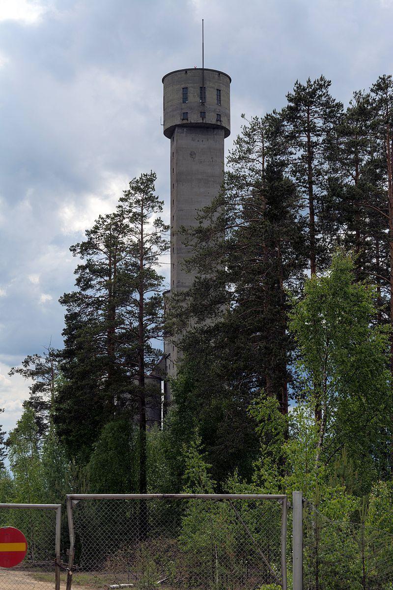 Outokummun kaivostorni - Outokummun kaivos – Wikipedia