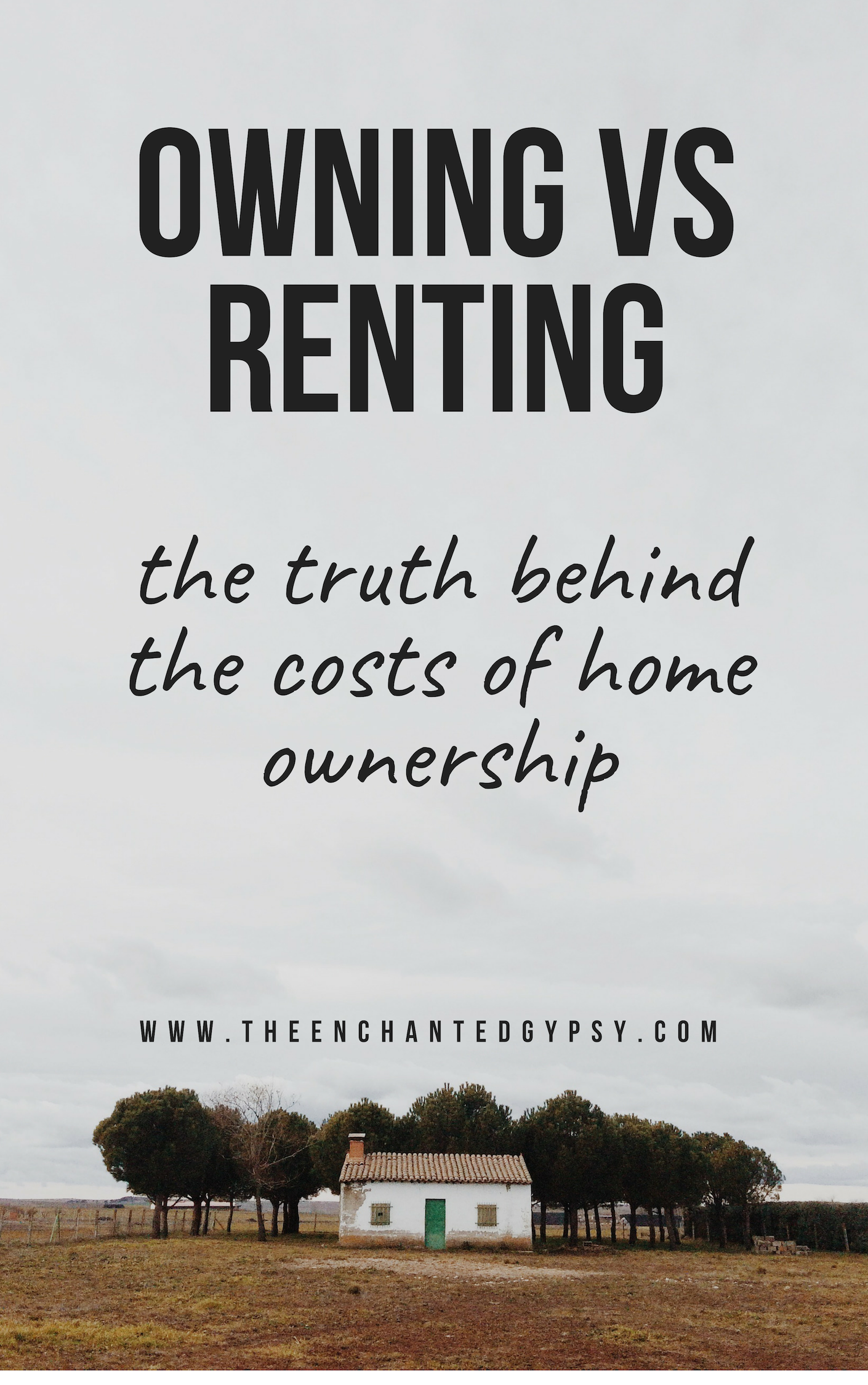 buying a home vs renting costs of home ownership | Personal