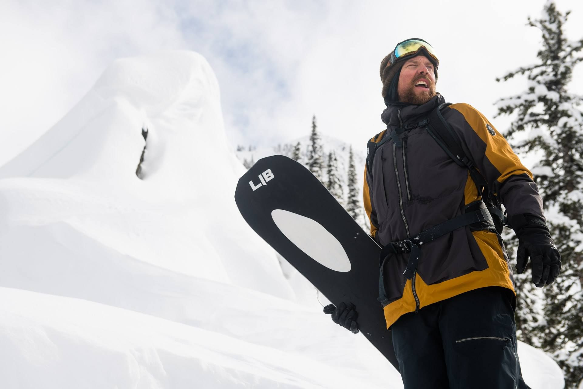 Pin By Adam On Snowboard In 2020 Travis Rice Snowboard Snowboarding Gear