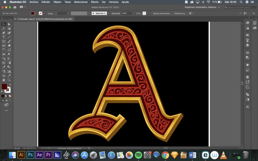 Truco Sencillo Para Crear Profundidad En Illustrator Sin Necesidad De 3d Tutoriales De Ilustrador Tendencias Diseño Grafico Disenos De Unas