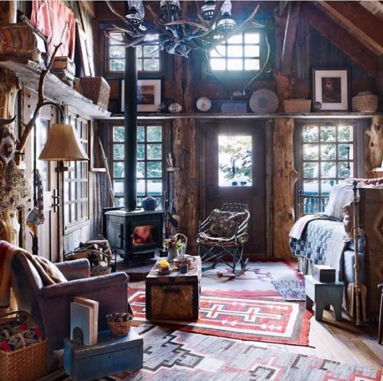 Cabin ideas... For right next door! by Sondra Nelson ...