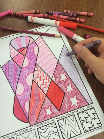 October Is Breast Cancer Awareness Month Try This FREE Interactive Coloring Sheet Great