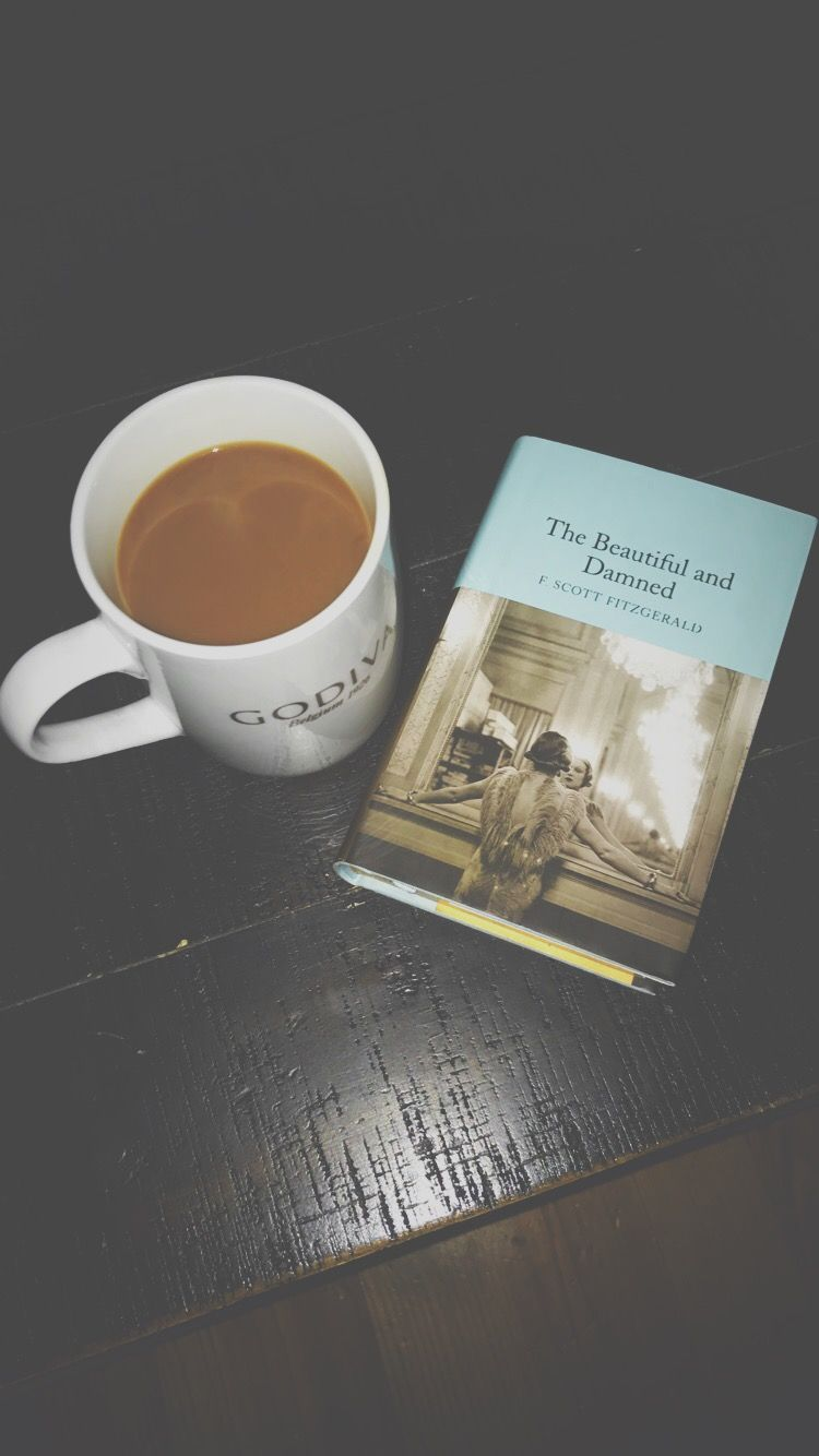 The Beautiful and Damned / F. Scott Fitzgerald // started 6-24-17