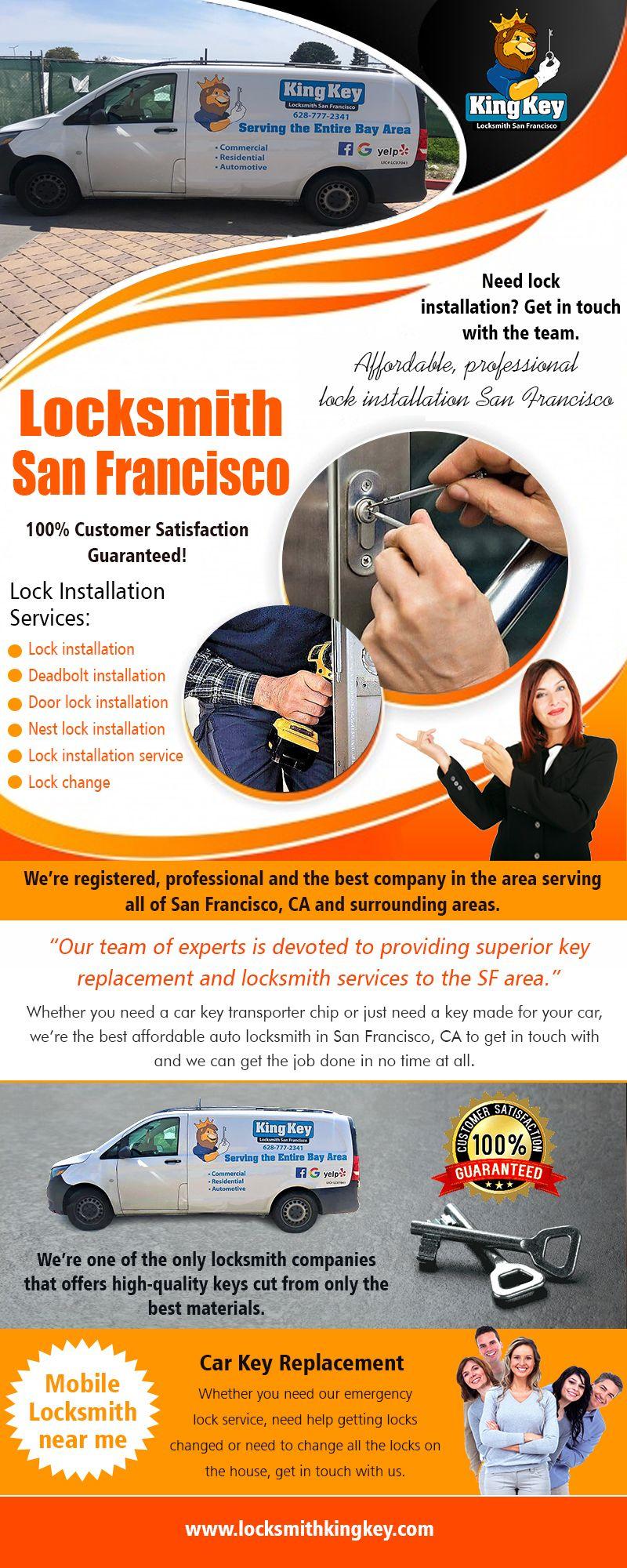 Locksmith san francisco locksmith emergency locksmith