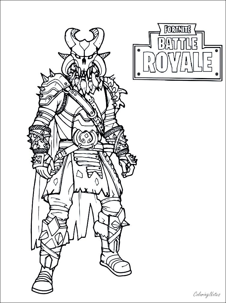 Fortnite Coloring Pages Battle Royale Coloring Pages Coloring