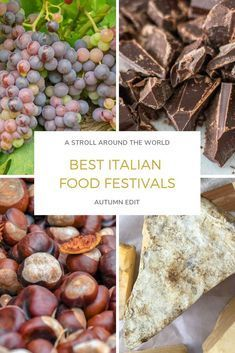 Italian Food Festivals in Autumn ...  Italian Food Festivals in Autumn ...