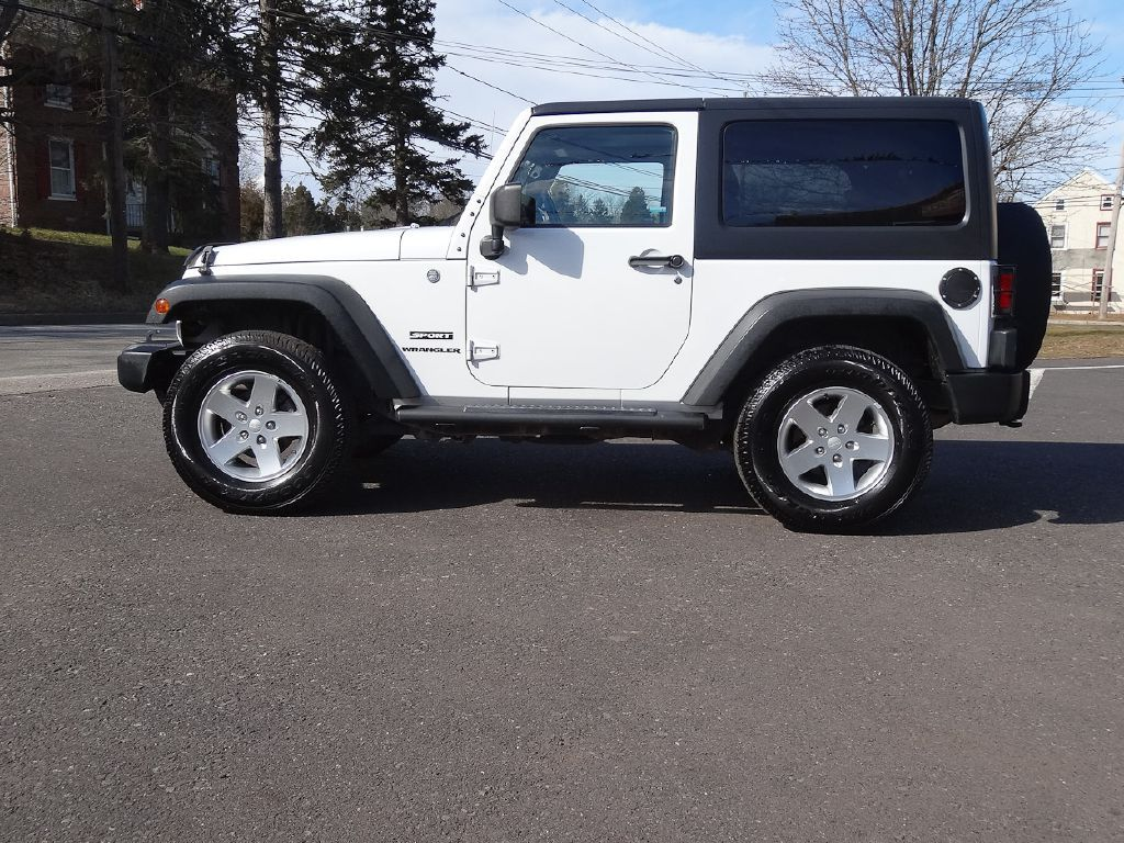 2012 JEEP WRANGLER SPORT for sale at Source One Auto Group