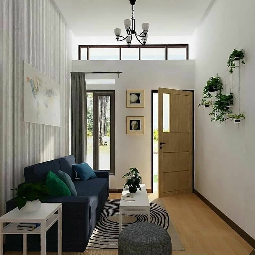 Rumah Minimalis Ruangan - Desain Minimalis
