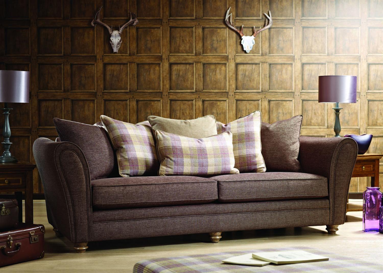Ashley Manor Jasmine 4 Seater Sofa From George Tannahill Sons