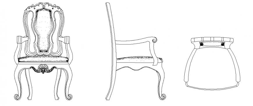 Kuba Teak Armless Outdoor Club Chair Side View Club Chairs Lounge Seating Outdoor Lounge Seating
