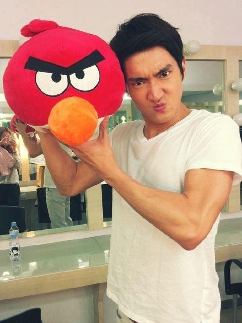 Angry Siwon