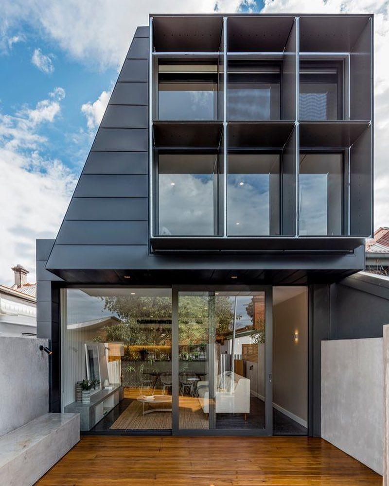Home Design Ideas Australia: This Stunning Terrace House Located In Carlton Australia