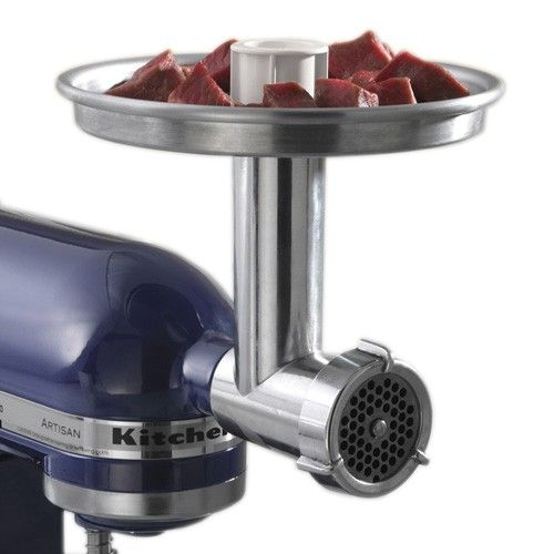 Chef\'s Choice Meat Grinder Attachment for KitchenAid Stand ...