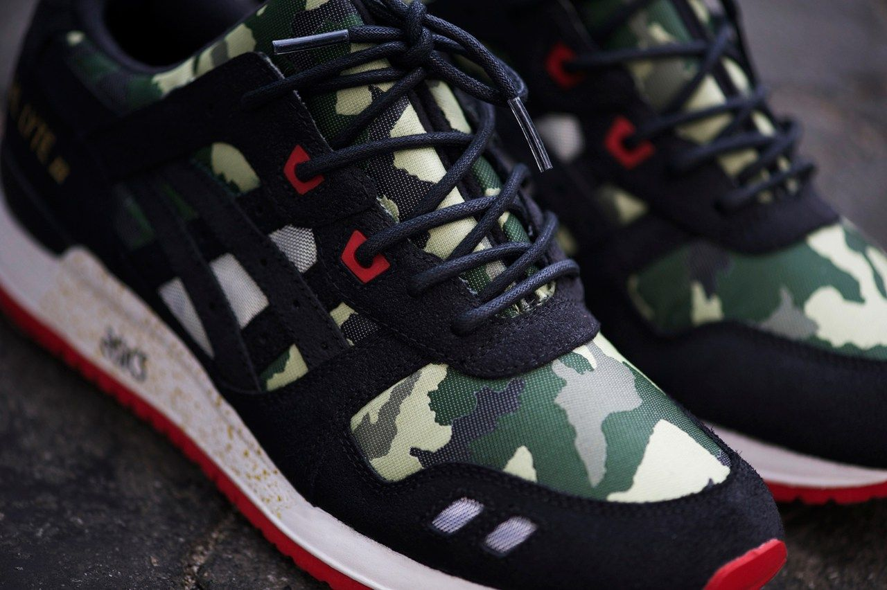 "An Exclusive Look at the BAIT x ASICS Gel Lyte III ""Basics"