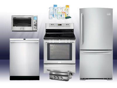 Linkies Contest Linkies: #Frigidaire Appliance #Sweepstakes Big ...