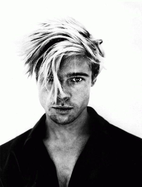 Брэд Питт - 85 лучших фото из фотосессий: молодой, юный ...