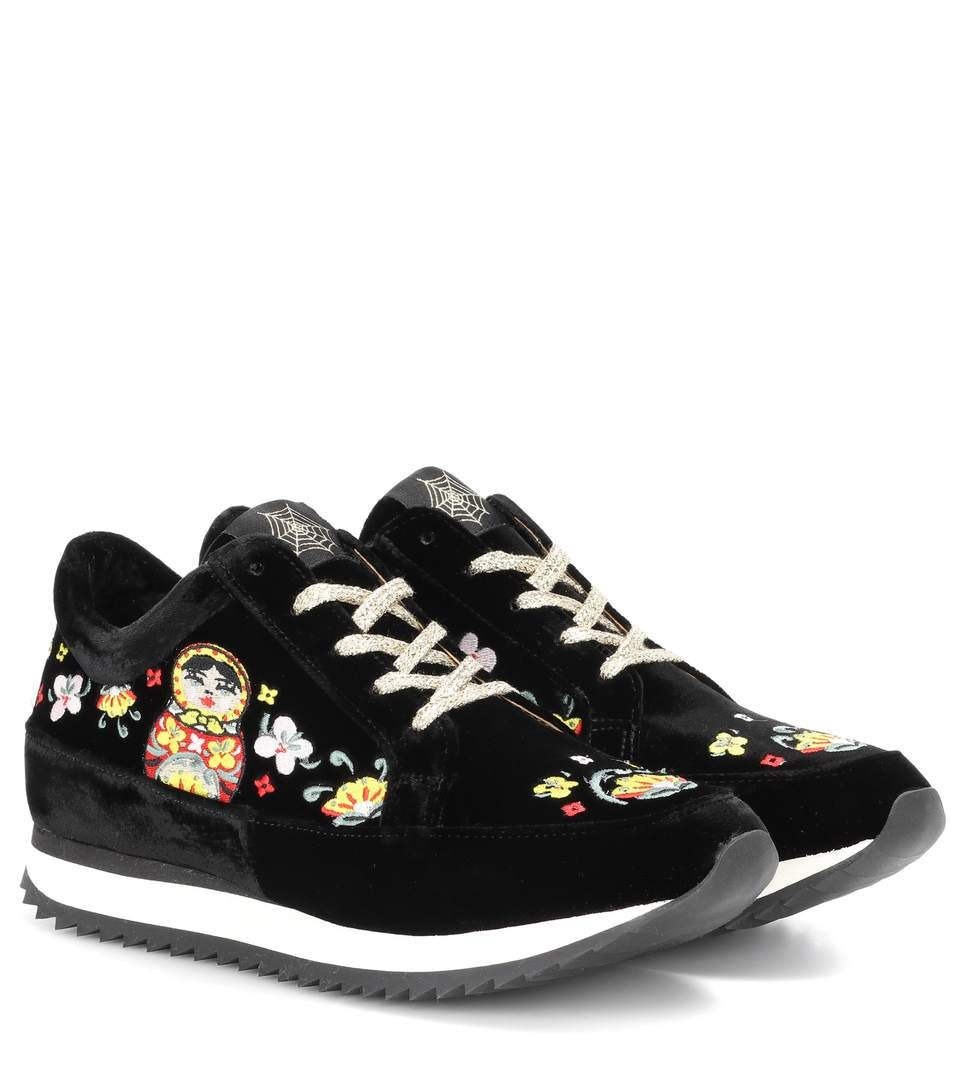 FOOTWEAR - Low-tops & sneakers Charlotte Olympia xsQ9jj