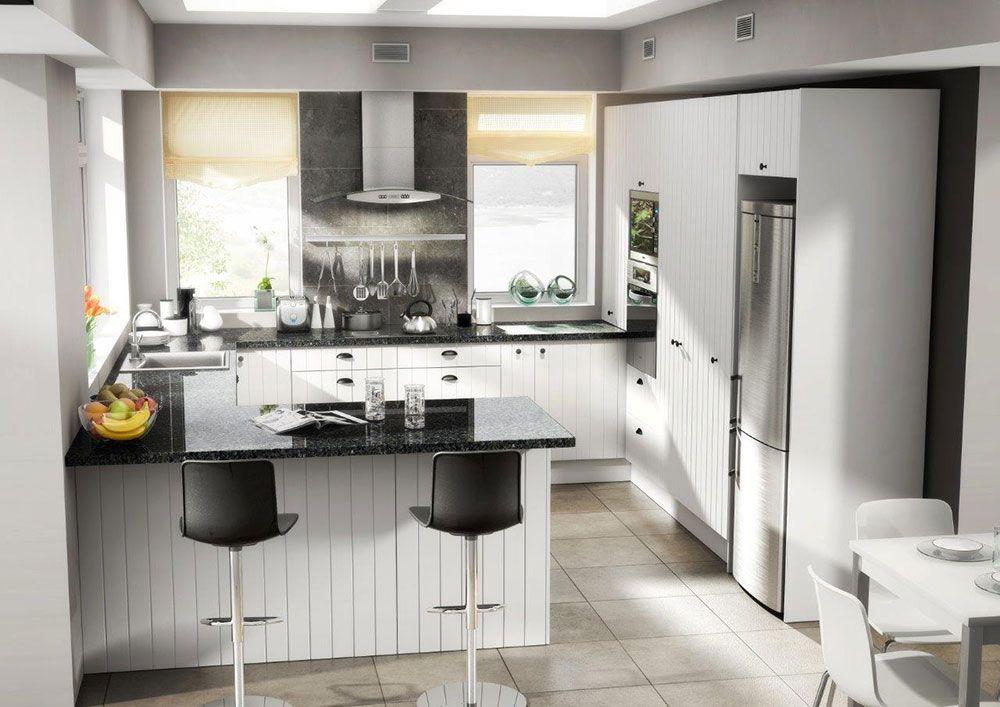 afbeeldingsresultaat voor g kitchen kitchen design kitchen kitchen cabinets stones on g kitchen layout design id=51558