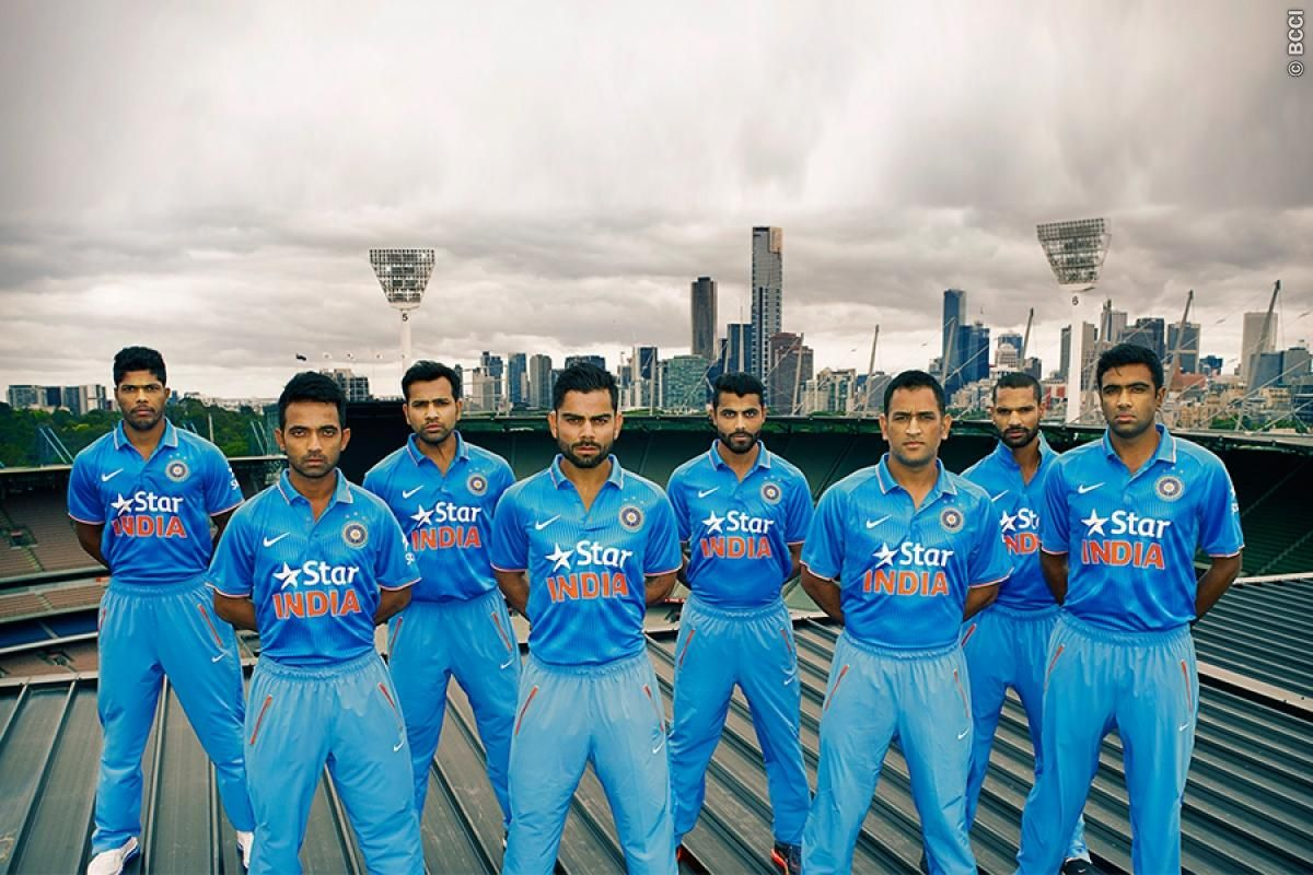 India S Only Captain Who Has Won Two World Cups 2007 2011 To His Team Hyderabad Making Kapil Dev S Team Pro India Cricket Team Cricket Teams Cricket Match