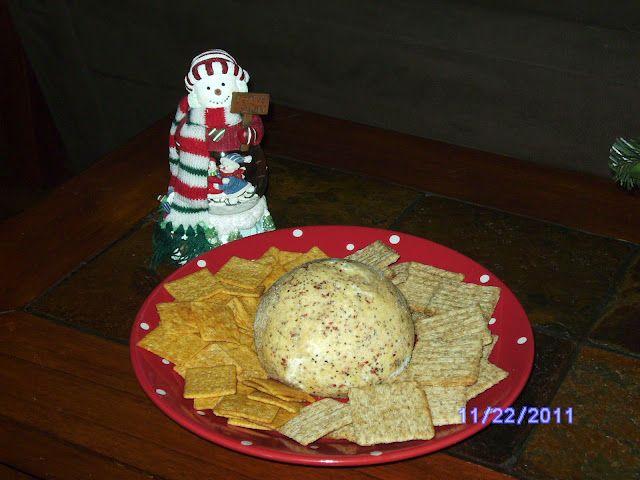 Becky's Easy Peasy 2-Ingredient Cheese Ball - Mrs Happy Homemaker