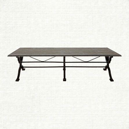 Buchon Coffee Table Arhaus Furniture Coffee Table Iron Coffee Table Arhaus Furniture