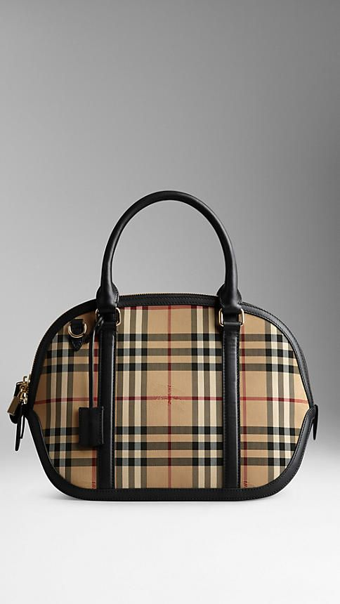 The Small Orchard in Sartorial Horseferry Check   Burberry