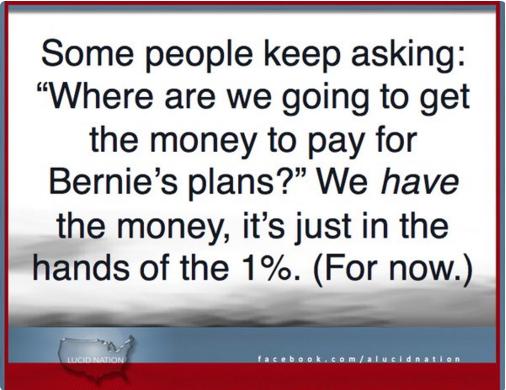 #StillSanders. #BernieOrBust.