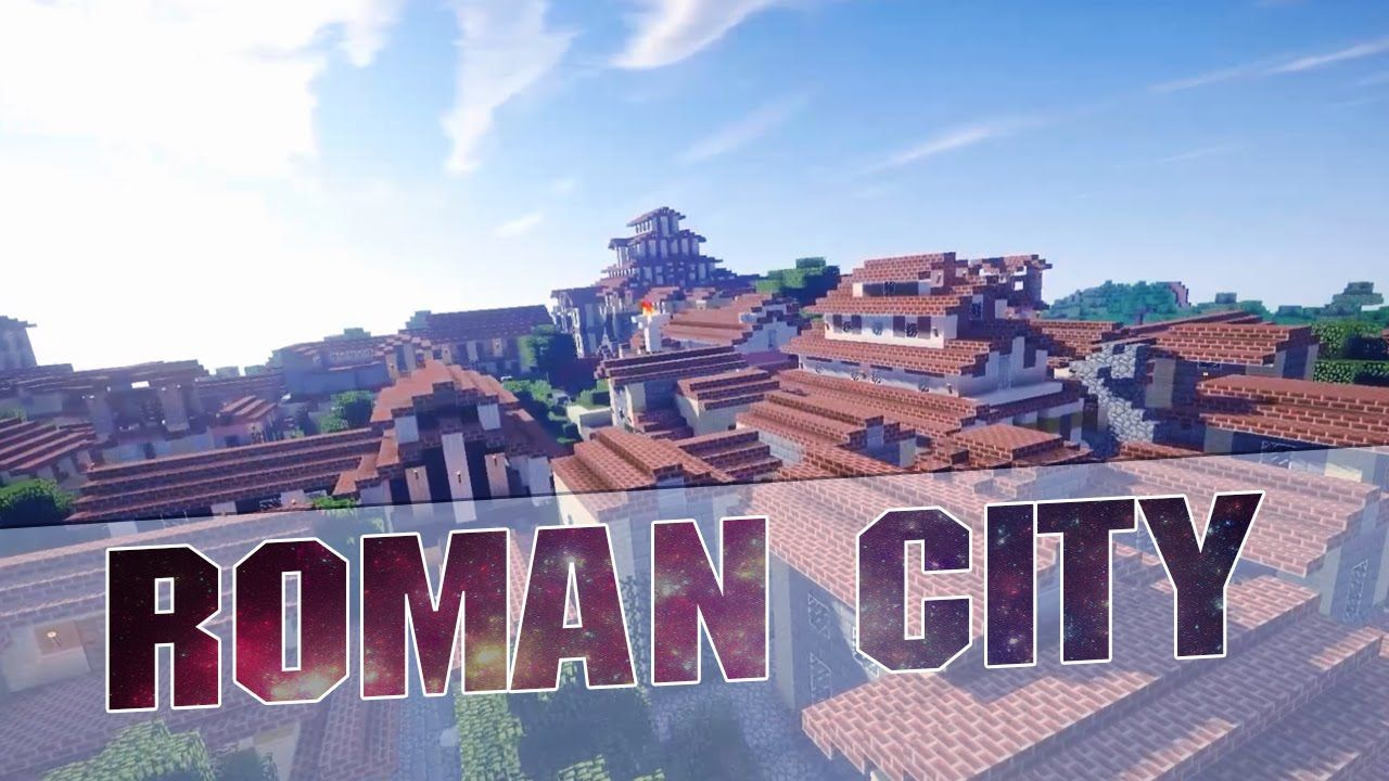 Minecraft roman city cinematics roman city 181 map w minecraft roman city cinematics roman city 181 map w download gumiabroncs Image collections