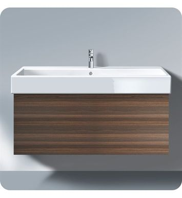 Duravit Dl6228 Delos Wall Mounted Modern Bathroom Vanity Unit