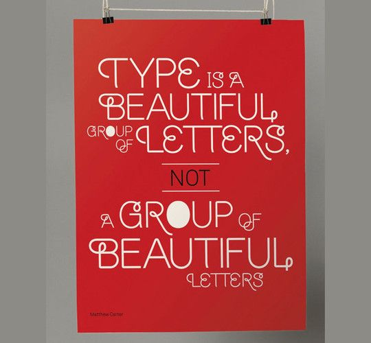 40 High Quality Typographic Poster Design Tutorials Free and