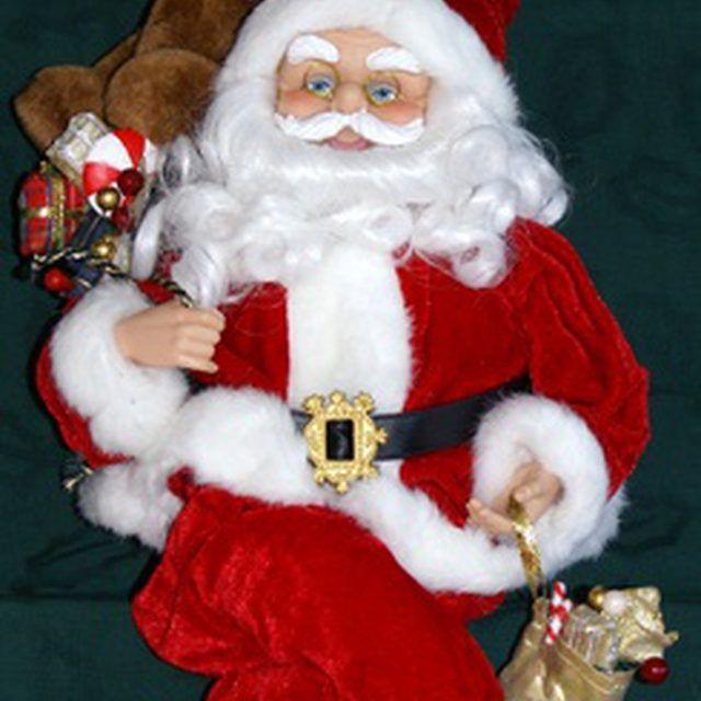 Christmas Decorations Life Size Santa: How To Make A Life-Size Santa Claus Doll