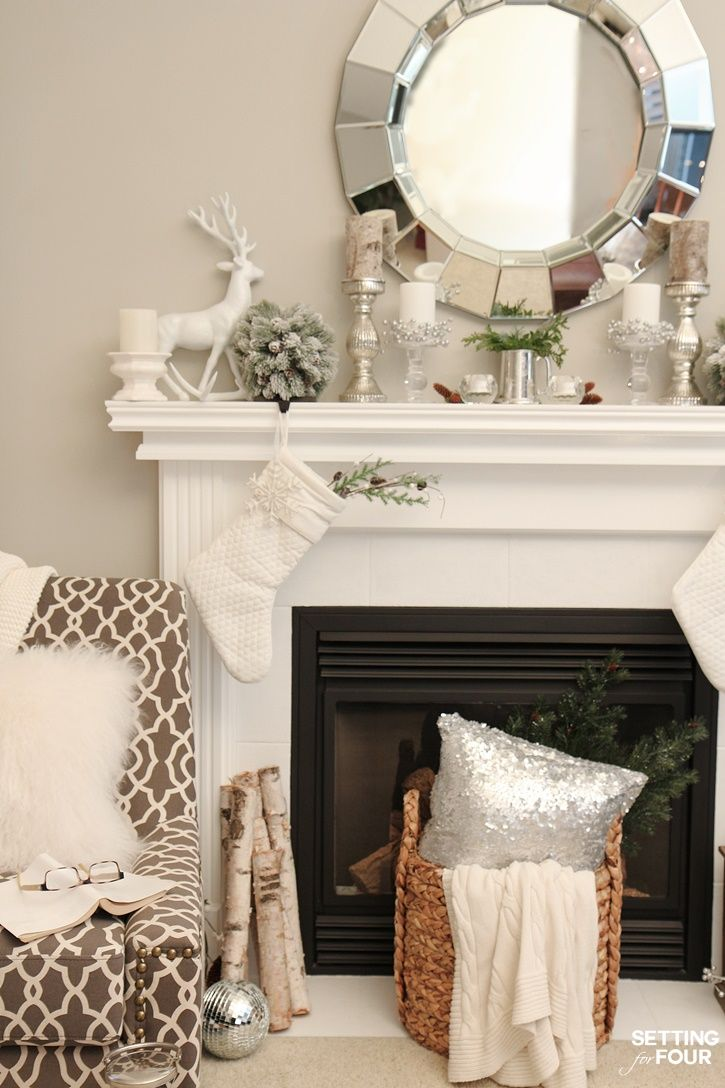 Christmas Home Tour with Country Living | Country living magazine ...