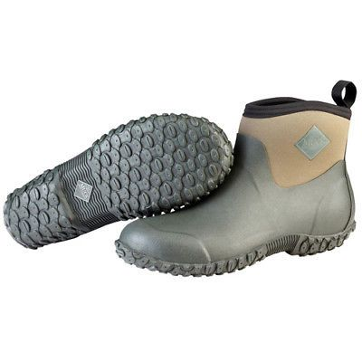 Boots and Shoes 179980: Muck Boot Muckster Ii Ankle Moss Green-Mens Size 12 Sport Boot -> BUY IT NOW ONLY: $79.99 on eBay!