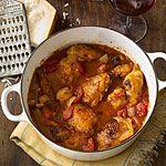 Chicken Cacciatore Recipe | MyRecipes.com