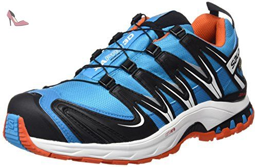 Salomon XA Pro 3D Gore-Tex Chaussure Course Trial - AW16 - 43.3 - Chaussures