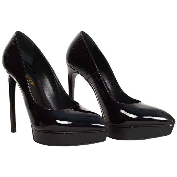 Pre-owned - Patent leather heels Saint Laurent Best Place Cheap Online Clearance Really Sale Supply Cheapest 100% Original For Sale c6xtP