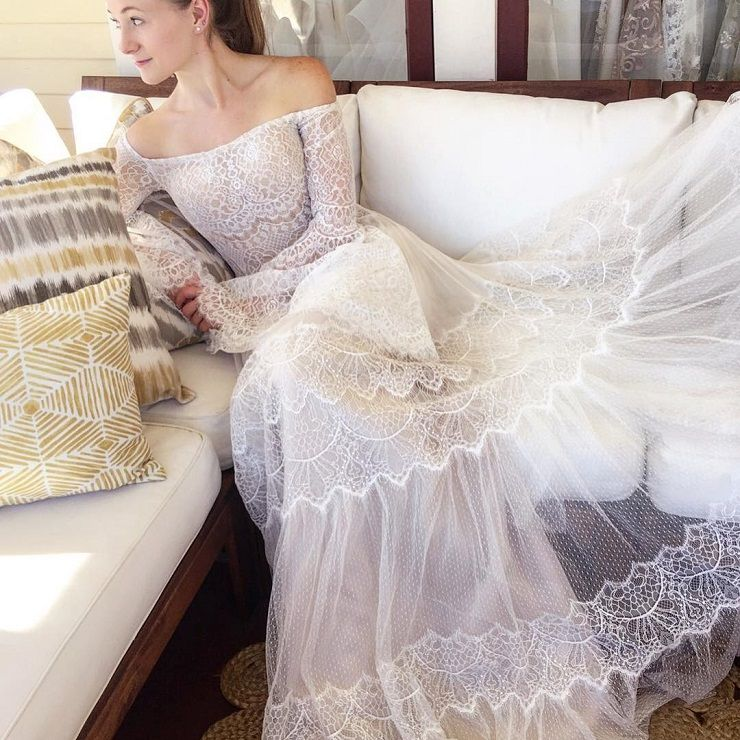 beautiful wedding dress #weddingdress #weddinggown #bride #bridalgown #weddingdresses #bridaldress