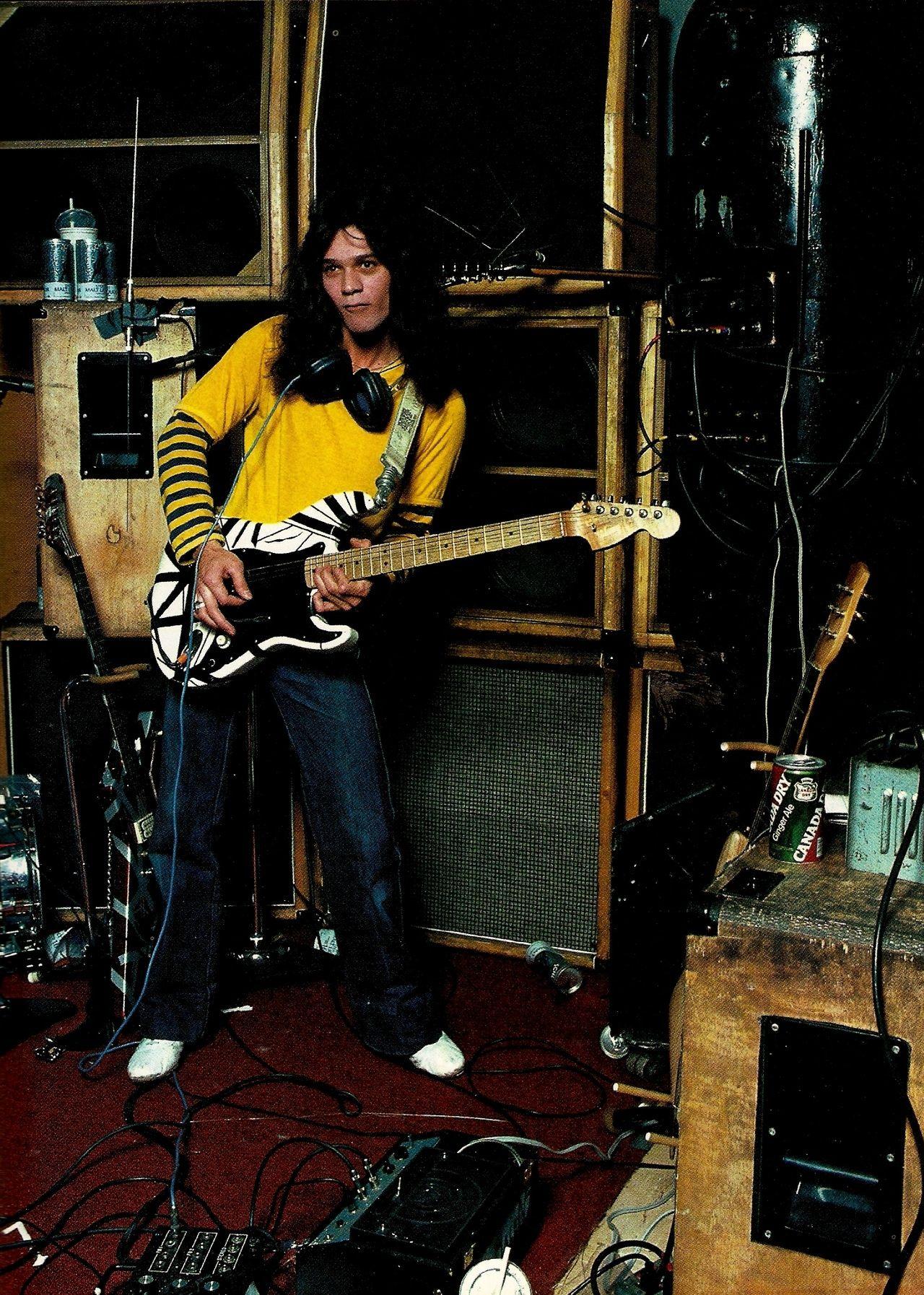 Img Van Halen Eddie Van Halen Guitar Player
