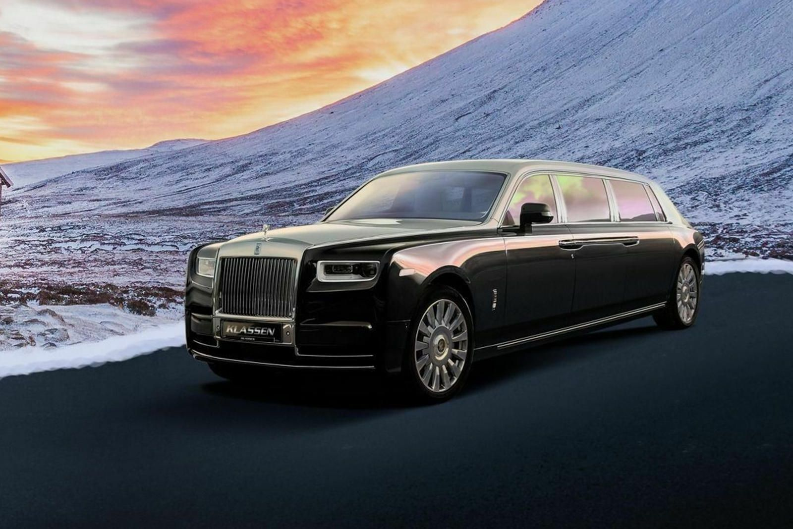 This Stretched Bulletproof 3m Rolls Royce Is The Last Word In Vip Protection This Rolls Royce Phantom Rolls Royce Rolls Royce Phantom Rolls Royce Limousine