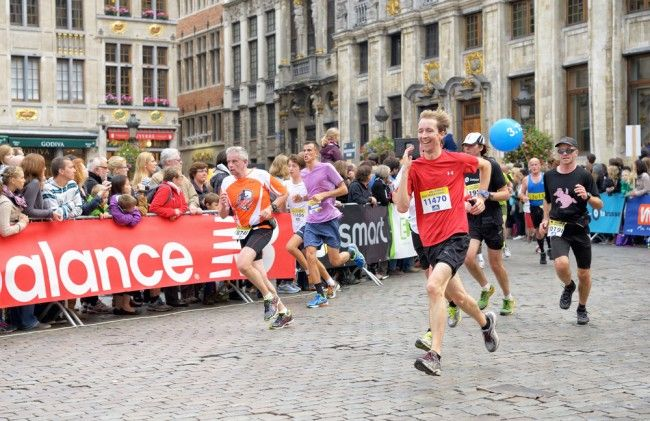 Kick Your Way To Better Race Times Competitor Running Half