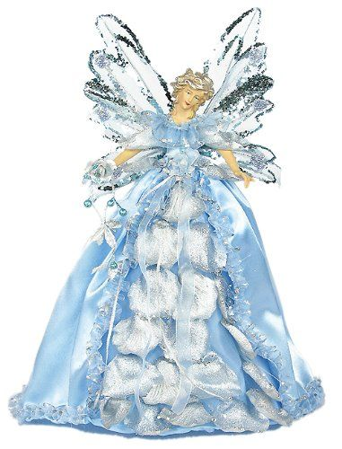 Lighted Christmas Angel Tree Toppers Tree Toppers And Holidays - Christmas Angel Tree Topper Lighted