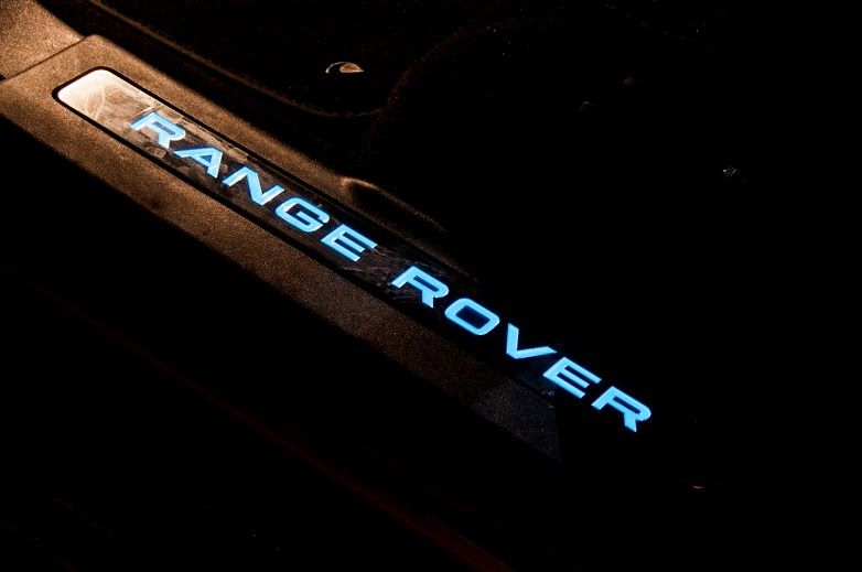 Verlichte instaplijst Range Rover | Range Rover Evoque | Pinterest ...