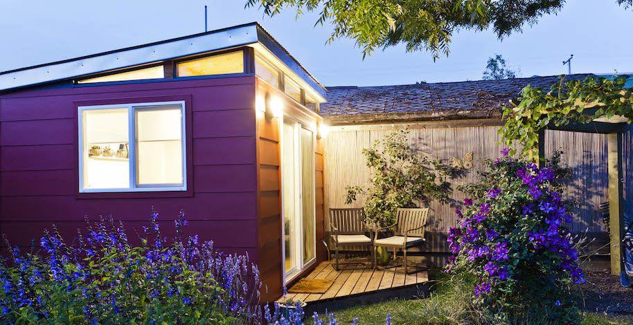 Photos ModernShed Outdoor Modern Playhouses Pinterest
