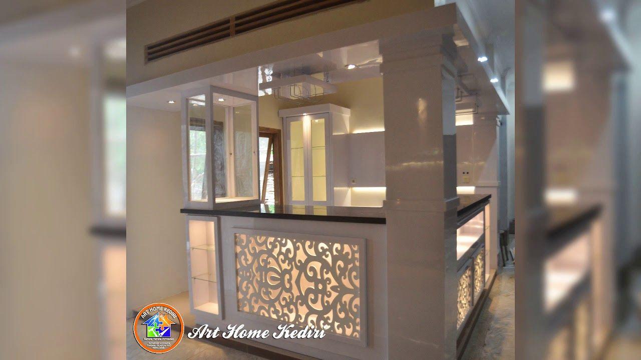 Interior Kitchen set Dapur Mewah minimalis elegan artistik.Ibu ...